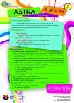 pamflet astra 2013